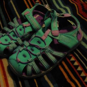 Cat and Jack sandals, size 4